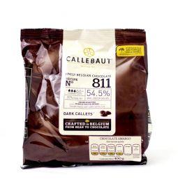 Callebaut Cobertura de Chocolate Semi Amargo 54.5% Callets Diferentes Presentaciones