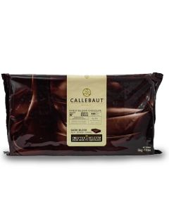 Callebaut Chocolate Semi Amargo 54.5% Marqueta 5 Kg.