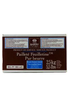 Cacao Barry Paillette Feulletine caja 2.5kg