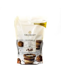 Callebaut Crispearls Chocolate de Leche Bolsa 800 Grs.