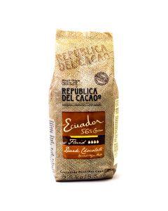 República del Cacao Chocolate Ecuador 56% fluido bolsa 2.5kg