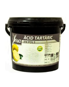 Sosa Acido Tartarico 3k