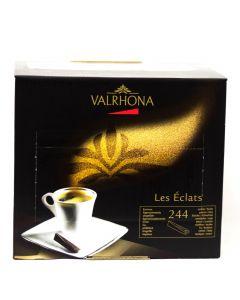 Valrhona Eclat oscuro 244 piezas, caja 1kg