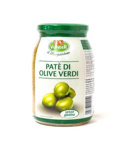 Viander Pate de Aceitunas Verdes Frasco 950 Gr